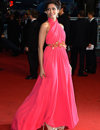 Pics! Freida Pinto&#039;s Hottest Red Carpet Looks