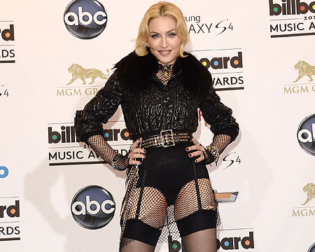 Exclusive: Madonna on Family, Fashion and Feuds