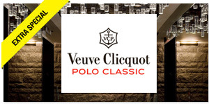 Win It! Tickets Package to the Veuve Clicquot Polo Classic
