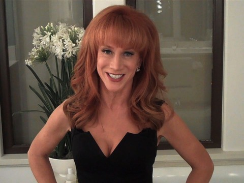 Video! Kathy Griffin Helps American Cancer Society Celebrate 100 Years