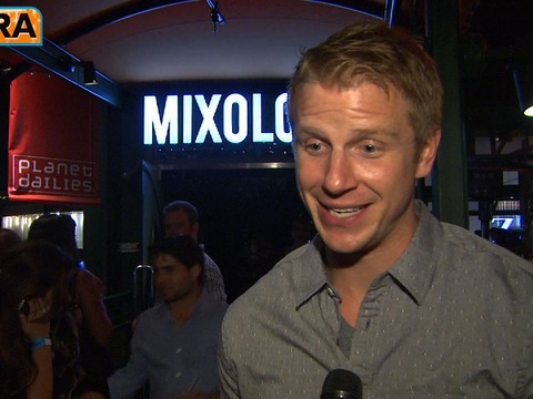 Video! Hanging Out at the 'DWTS' After-Party