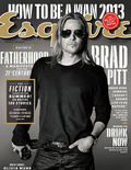 Extra Scoop: Brad Pitt's Esquire Confession: 'I Have Very Few Friends'