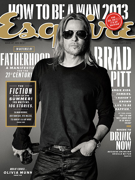 Brad Pitt Slams Aniston Marriage… Again?