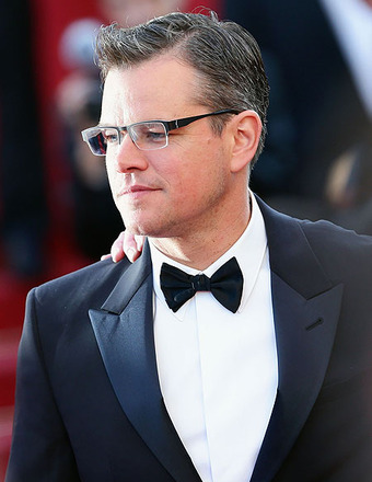 Matt Damon on Angelina Jolie's Brave Decision