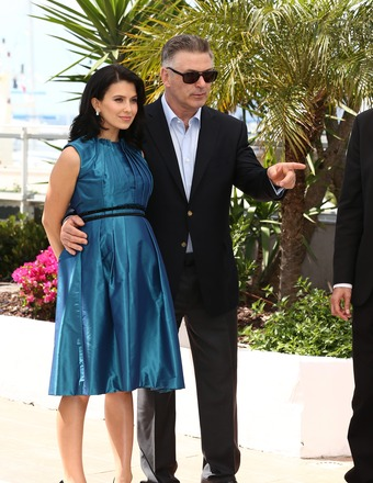 Cannes Film Festival: Hilaria and Alec Baldwin Talk 'Seduced and Abandoned'