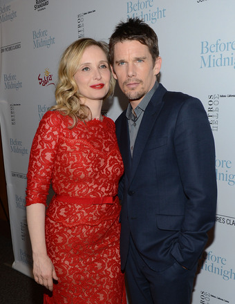 Ethan Hawke and Julie Delpy on Romance in 'Before Midnight'