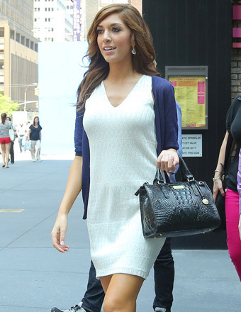 'Teen Mom' Farrah Abraham Lands New Reality Show