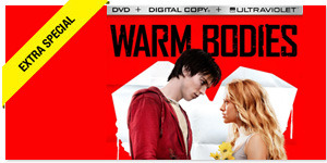 Win It! 'Warm Bodies' on DVD