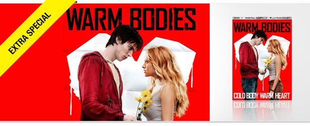 Win It! 'Warm Bodies' on DVD