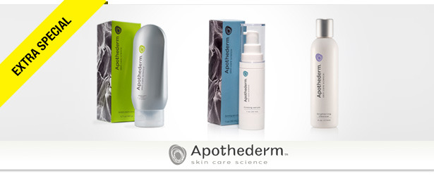 Win It! An Apothederm Skin Care Collection