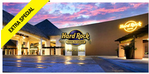 Win It! A Trip to Punta Cana's Hard Rock Hotel and Casino