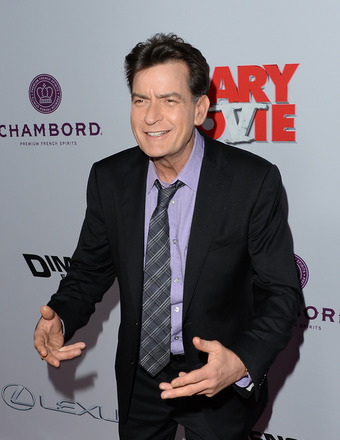 Charlie Sheen Changes Name for 'Machete Kills'