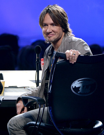 Keith Urban on 'American Idol' Shakeup: 'I Don't Know Anything'
