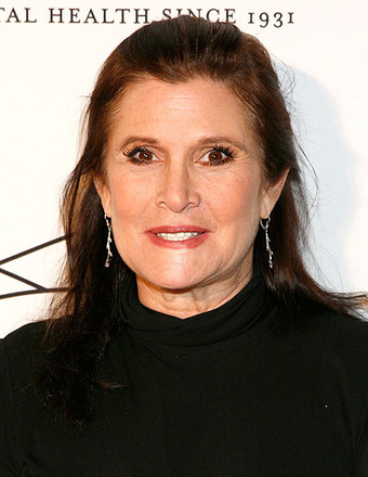 Carrie Fisher on Bipolar Disorder: 'I've Got to Learn from Catherine Zeta-Jones'