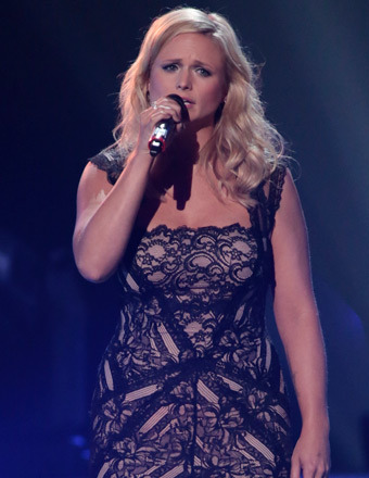 Miranda Lambert Tears Up During Oklahoma Benefit