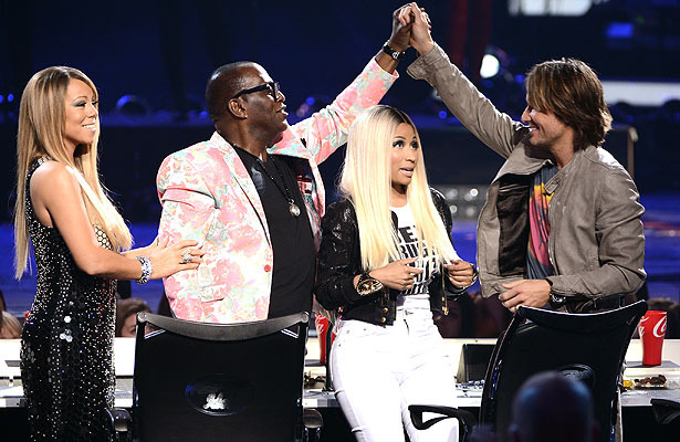 'American Idol' Shakeup: Mariah, Nicki, Randy Out… What About Keith?