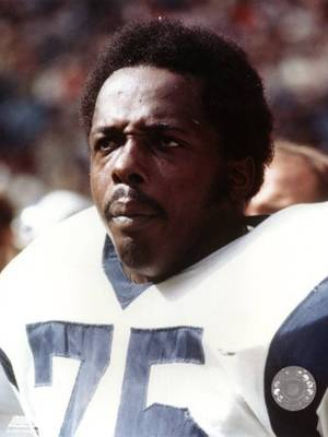 NFL Great Deacon Jones Dead at 74