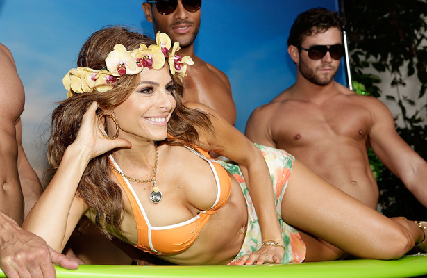 Maria Menounos Celebrates Her Birthday in Style!