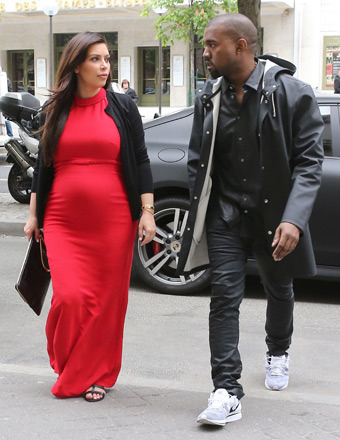 Kanye Splits for Switzerland, Kim Kardashian Deals with Cheating Story