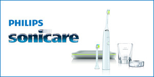 Win It! A Philip Sonicare DiamondClean Toothbrush