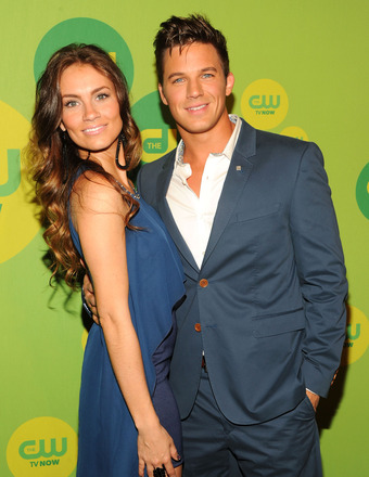 '90210' Star Matt Lanter Marries Longtime GF