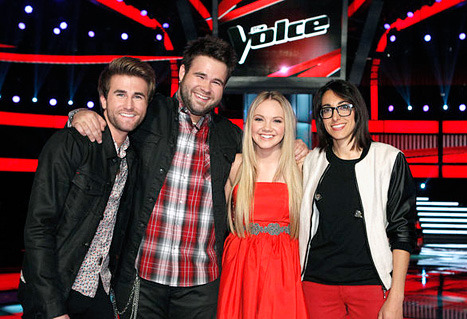 'The Voice' Finale Bonanza: Cher, Christina Aguilera and a New Winner!