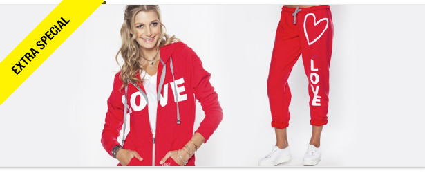 Win It! Love2Love Lounge Wear Set from Peace Love World
