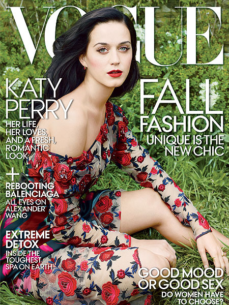 Katy Perry on Russell Brand and John Mayer: 'Bad Photographs & Broken Birds'