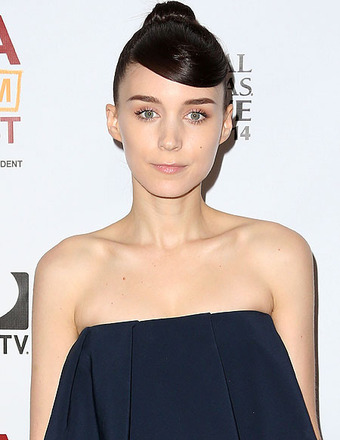 "Rooney Mara attended the L.A. Film Festival screening of ""Ain't Them Bodies Saints."""