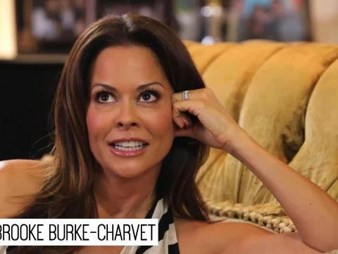 Video! Brooke Burke-Charvet Opens Up About Cancer and More