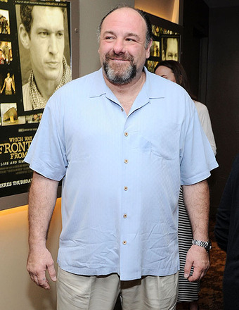 James Gandolfini's Body Being Flown