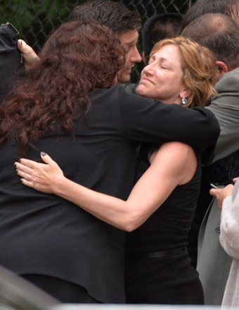 James Gandolfini Funeral in NYC - Pics | ExtraTV.