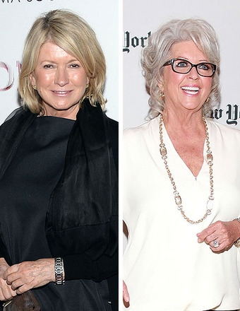 Paula Deen Dumped by Target, Martha Stewart 'Feels Sorry' for Her