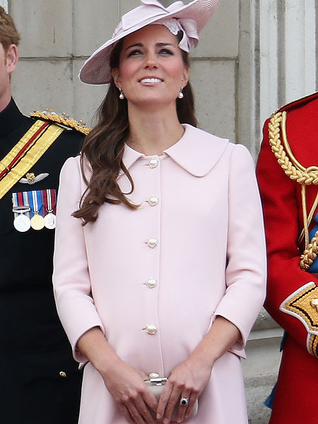 Kate Middleton 'Can't Believe' She's Going to Be a Mom