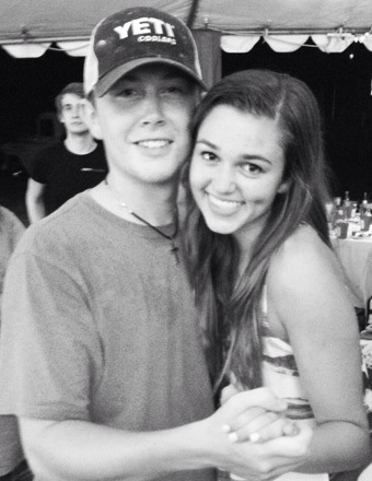 Scotty McCreery Dating Sadie Robertson