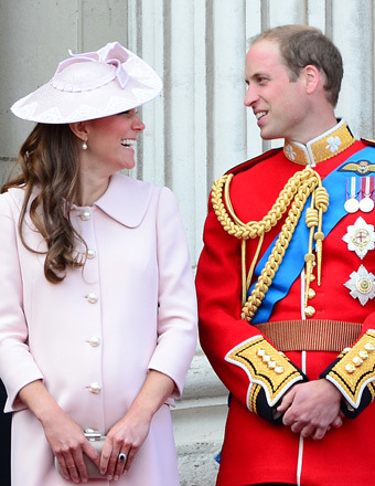 Royal Baby Born! It's a Boy for Kate Middleton and Prince William