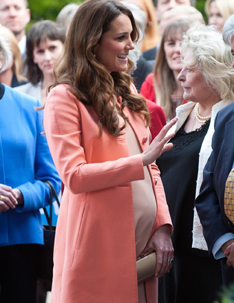 Royal Baby Watch! How We Will Know When Kate Goes Into Labor