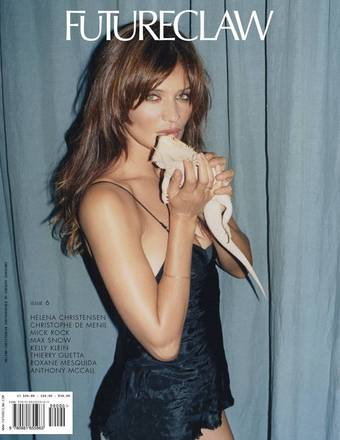 Helena Christensen: Nude at 44