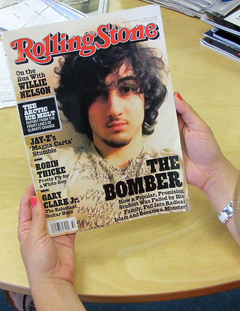 Shocking Pics of Boston Bomber Revealed