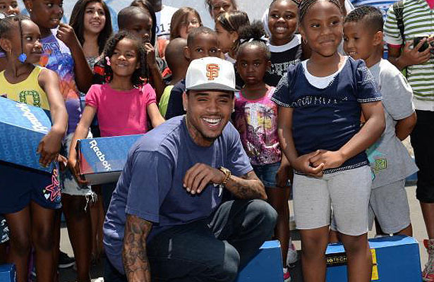 Chris Brown Eager to Clear His Name in Court