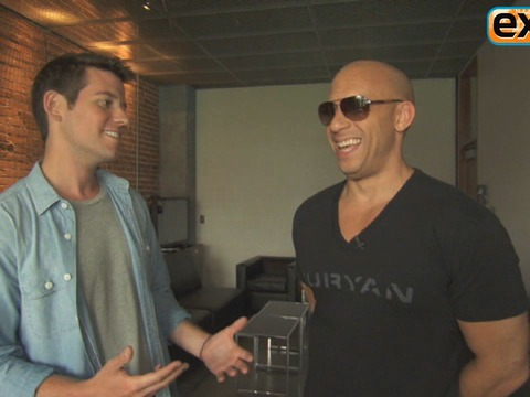 comic con vin diesel talks marvel rumors extratv com