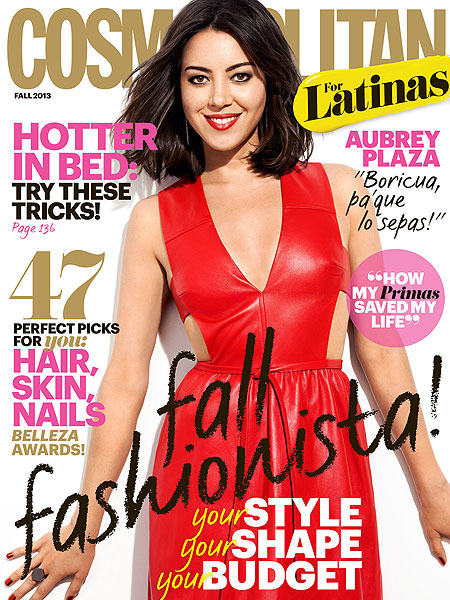 Aubrey Plaza: 'I Have a Mean-Girl Pass'