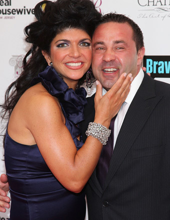 'Real Housewives' Star Teresa Giudice Released on $500K Bond