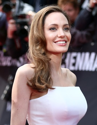 Angelina Jolie Tops Forbes' Highest-Paid Actress List