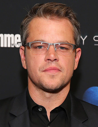 Matt Damon on How He Stays Out of the Tabloids