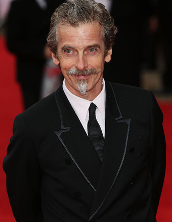 Who is the New 'Doctor Who'? Peter Capaldi, That's W