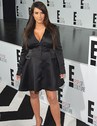 Kim Kardashian to Launch New Baby Clothing Line?