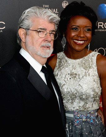 George Lucas and Wife Mellody Welcome Baby Girl