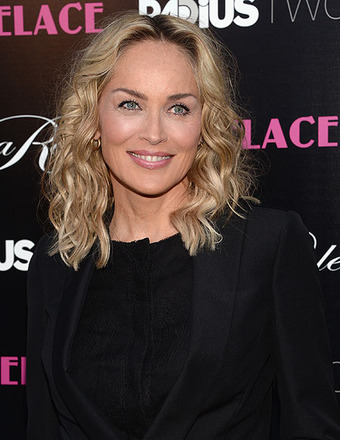 Sharon Stone Wants Business Advice from Kim Kardashian