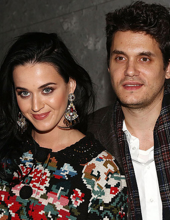 Katy Perry and John Mayer Duet: There's a 'Love Giggle' at the End